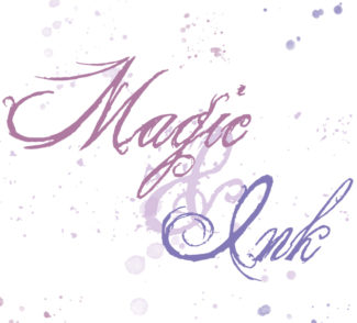 magic and ink text banner