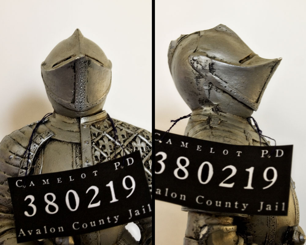 mugshot photos of knight