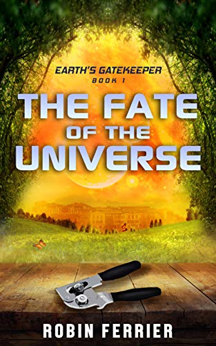 fate of the universe book cover